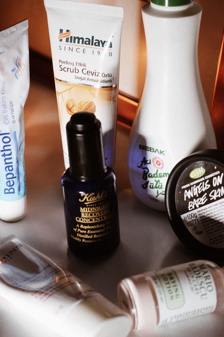 Skincare Products I Use